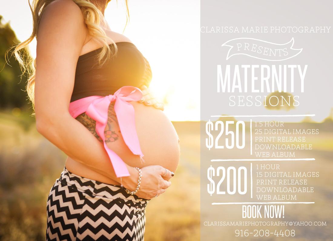 Maternity flyer 2016