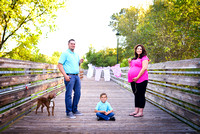 Lacy's Maternity Session