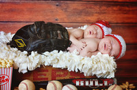 Devon & Kiley's Newborn Session