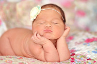Sarahi's Newborn Session