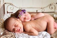 Robert & Olivia's Newborn Session