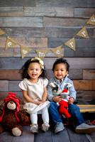Austin & Presley Xmas Session 2014