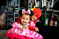 Sarahi & Jullian's Halloween Portraits