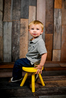 Parker's 2nd Birthday Portraits