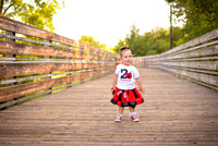 Makenna's 2nd Birthday Portraits
