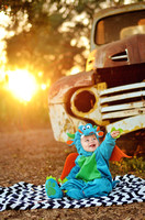 Parker's Halloween Mini Session