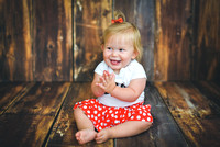 Devin & Kiley's First Birthday Portraits