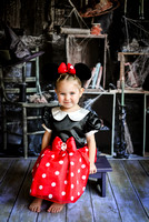 Mary & JR's Family Portraits / Makenna Halloween Portraits