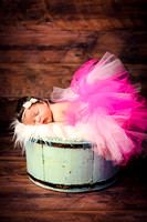 Keira Newborn Session