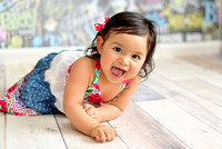 Eliana Cake Smash Session