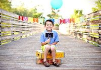Jullian's 6th Birthday Session