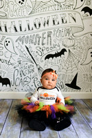 Reagan's Halloween Portraits