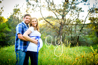 Shannon & Ryan Maternity Portraits